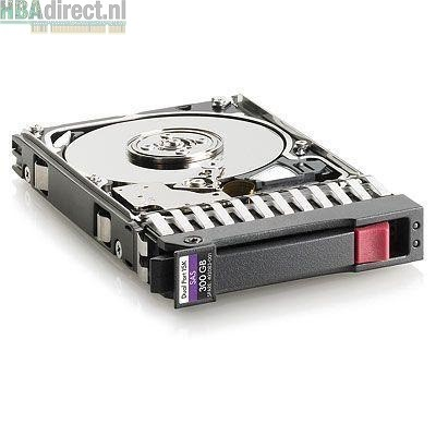 HP 300GB 6G SAS 10K rpm SFF (2.5-inch) Dual Port Enterprise 3yr Warranty Hard Drive