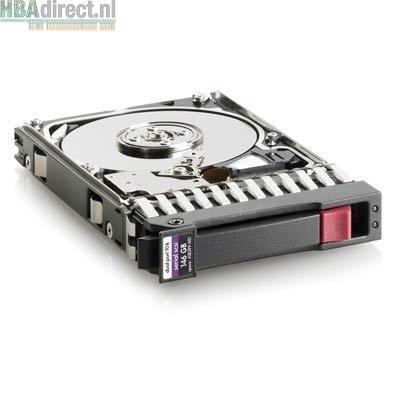 HP 72GB 6G SAS 15K rpm SFF (2.5-inch) Dual Port Enterprise 3yr Warranty Hard Drive