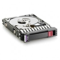 "Hot-Plug 500GB 6G 7.2K rpm, 2.5"" SFF Dual-Port SAS hard drive"